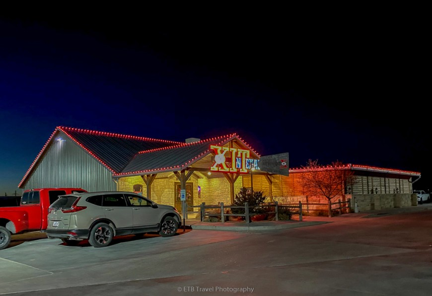 XIT Woodfire Grill in Dalhart