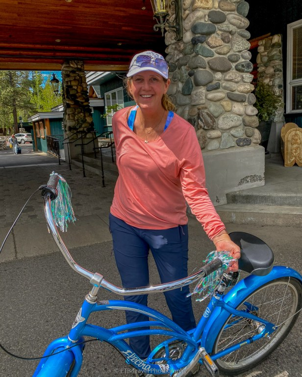 bike riding in mccall