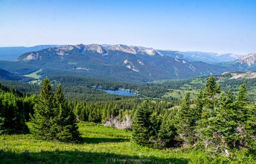 view of lake irwin