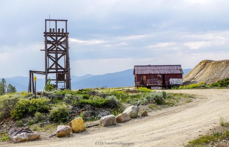 mines in leadville
