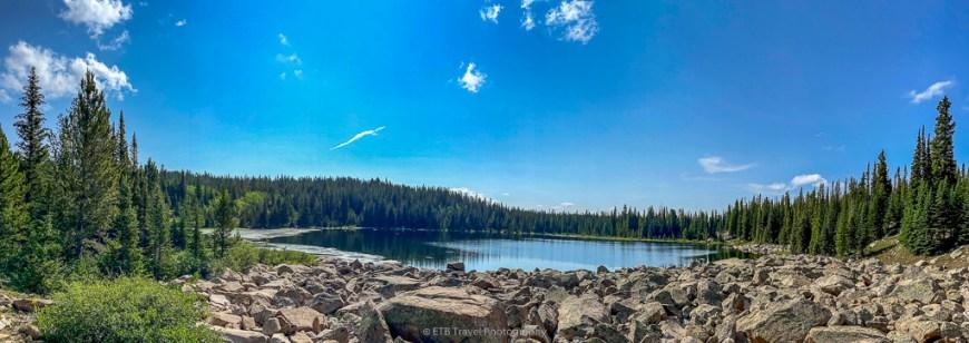 bear lake hike in leadville
