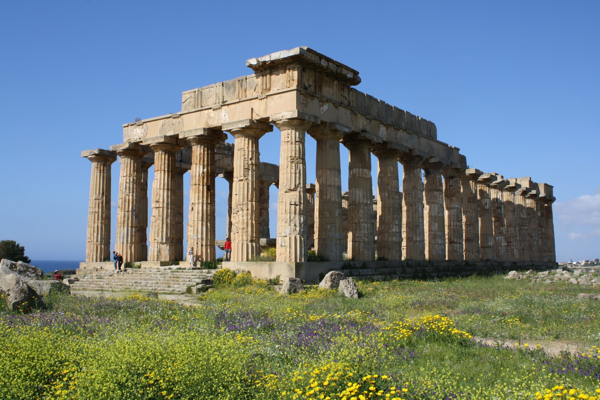 8 Ancient Greek Temples Ancient History et cetera
