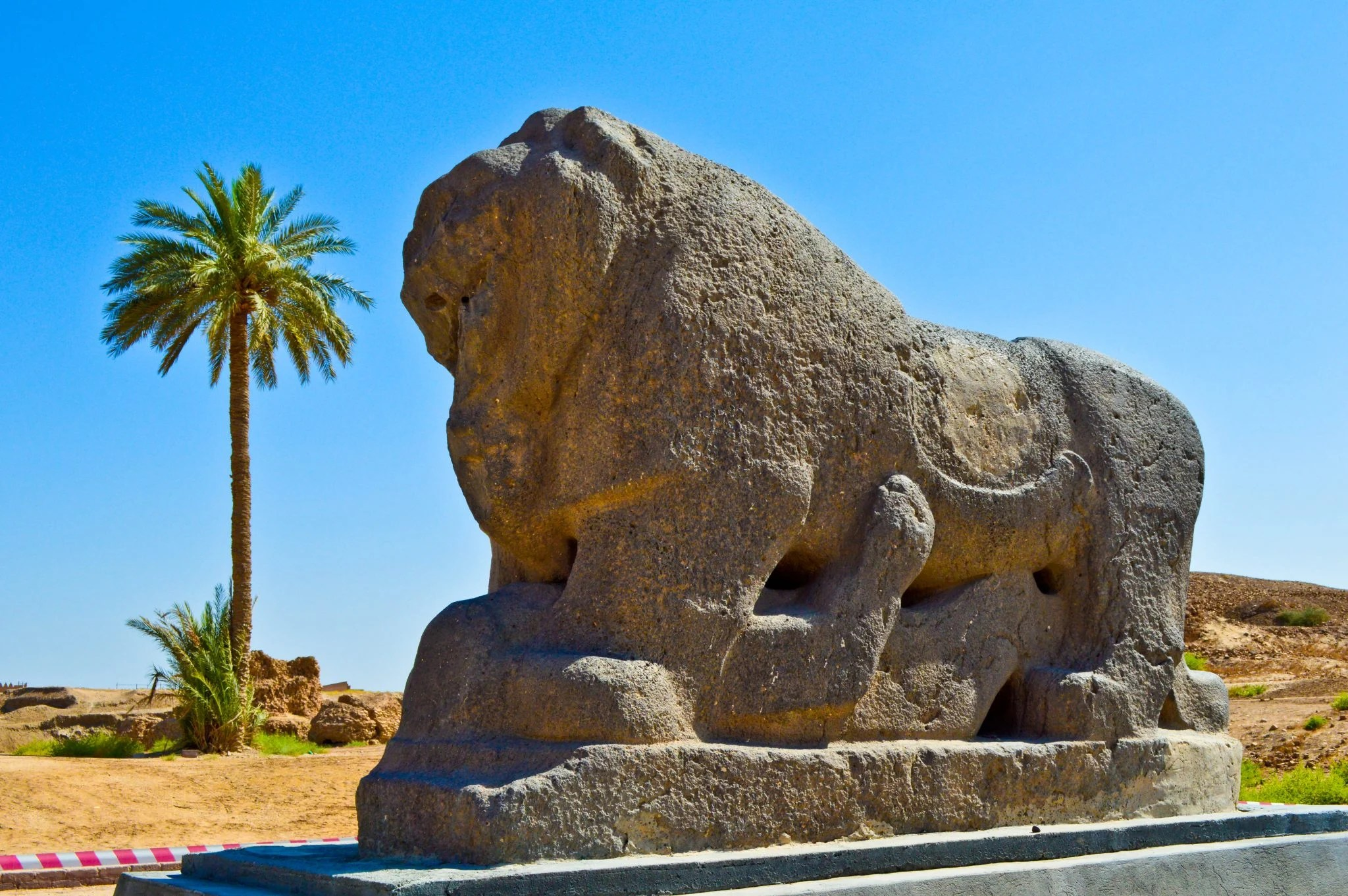 Visiting the ancient city of Babylon – Ancient History et ...
