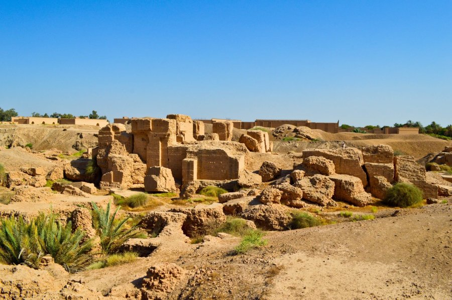 Visiting the ancient city of Babylon - Ancient History et ...