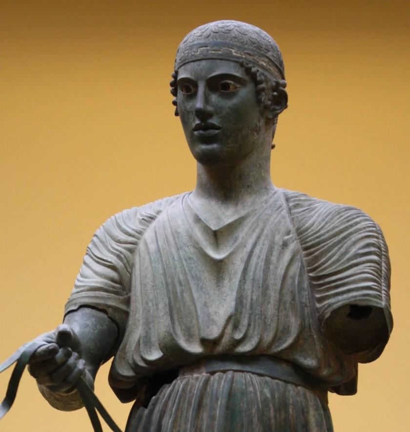 Delphi Charioteer (Detail)