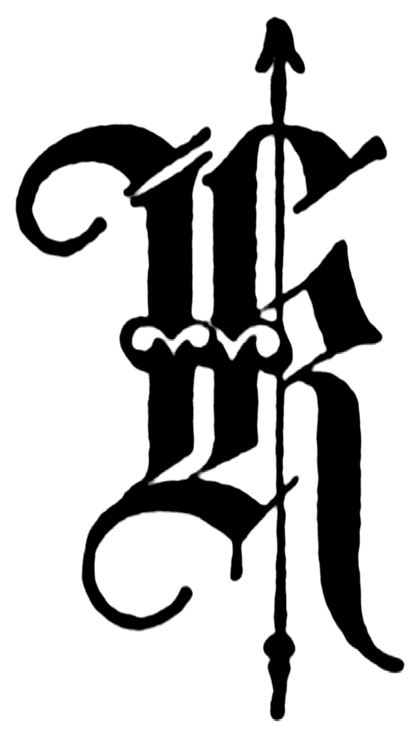 K Old English Fancy Text Clipart Etc