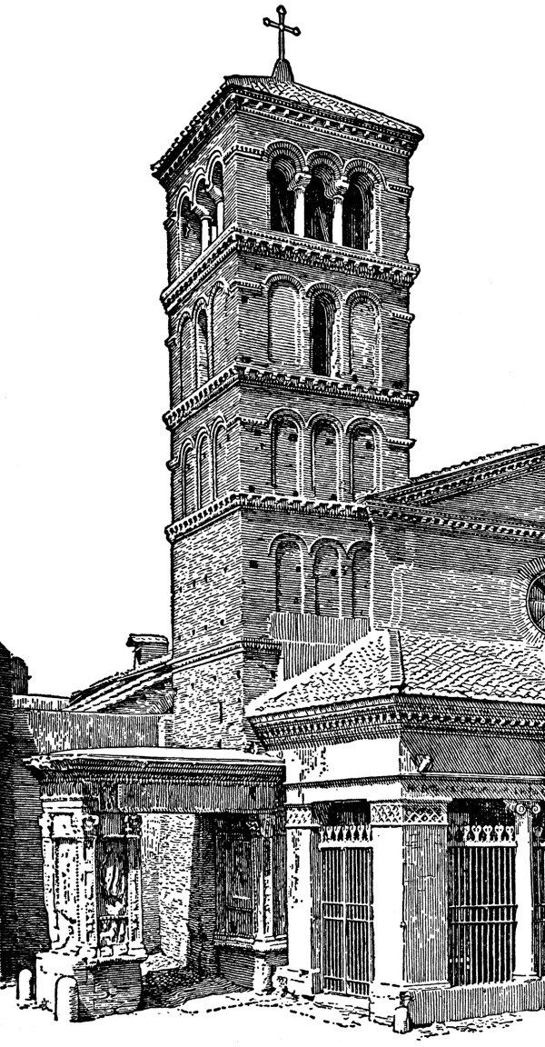 Bell Tower | ClipArt ETC