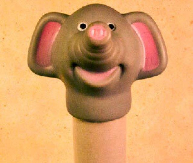 Elephant Tube Noisemaker 1