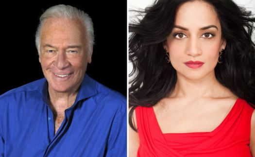 Archie Panjabi, Christopher Plummer To Star In New Global ...
