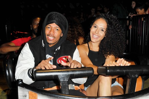 Nick Cannon And Girlfriend Brittany Bell Welcome Second ...