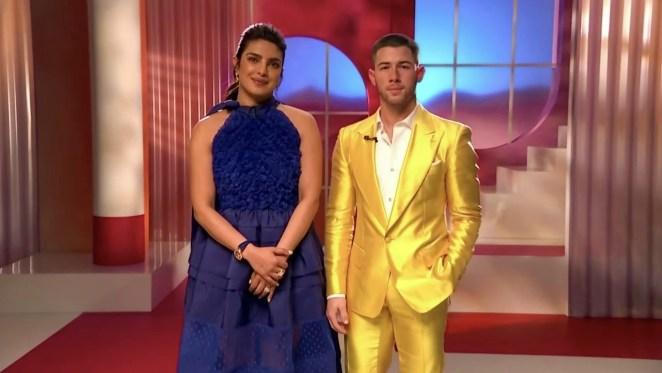 Pryanka Chopra y Nick Jonas fueron lo
