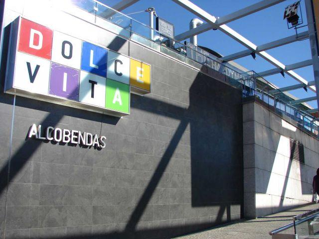 CENTRO COMERCIAL DOLCE VITA ALCOBENDAS