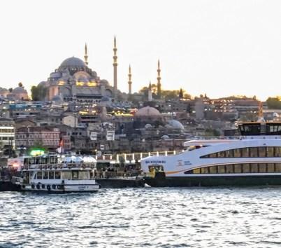<世界旅紀行>『トルコ』その2、イスタンブールで世界遺産めぐり