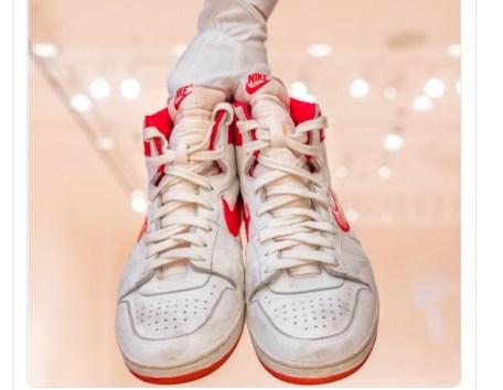 NBA界の伝説男マイケル・ジョーダンが1984年に履いたシューズに1億6千万円超の価値