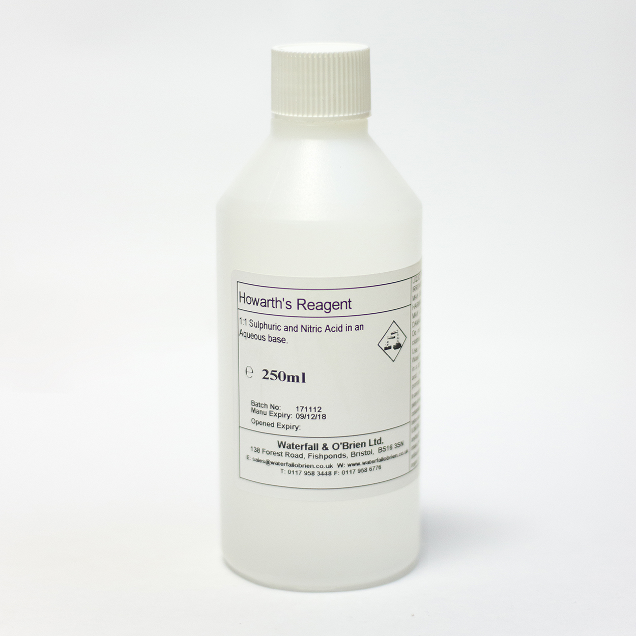 Howarth's Reagent