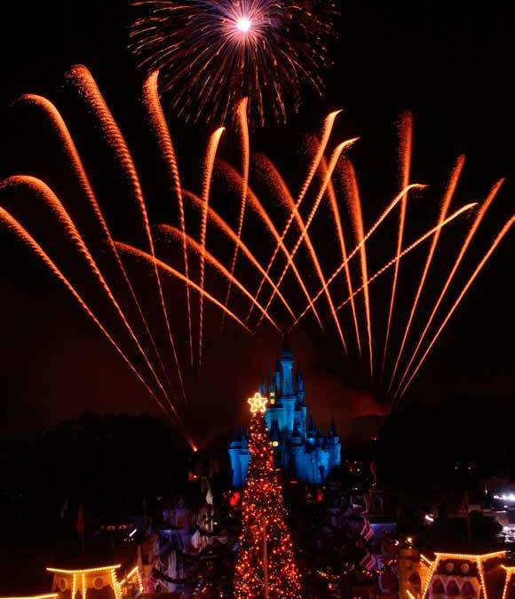 2015 countdown to the holidays at the walt disney world resort