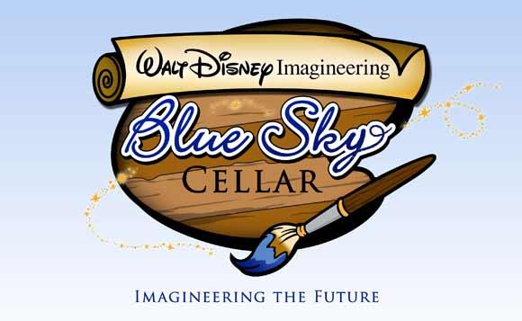 Blue Sky Cellar Logo