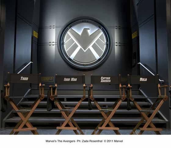 Avengers iconic photo