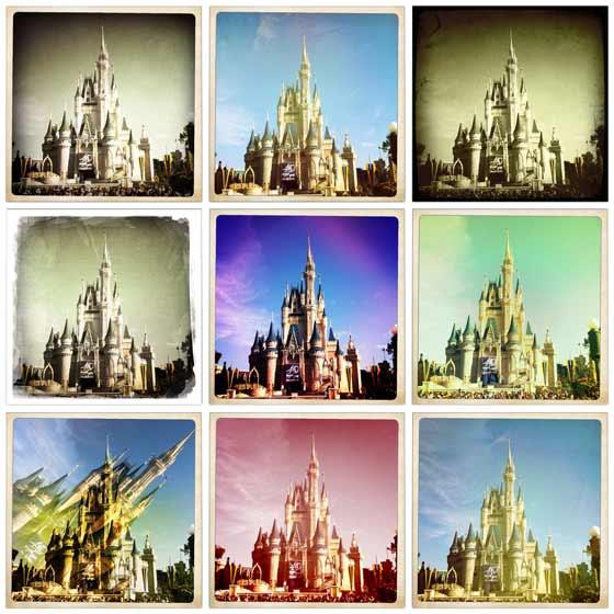 Cinderella Castle @40