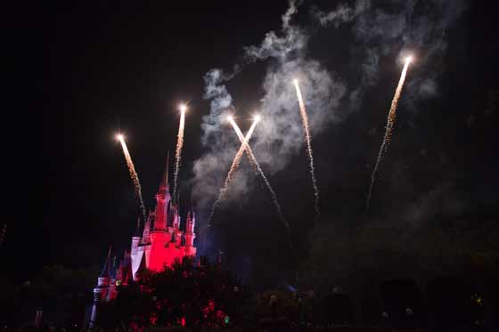 Hallowishes fireworks