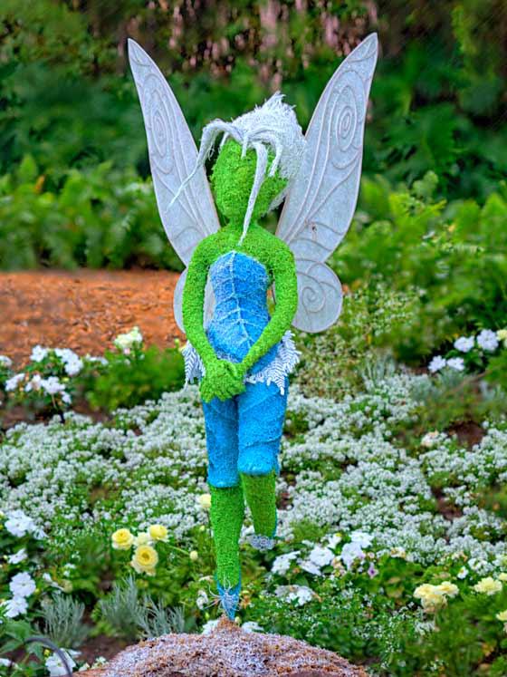 Pixie Topiary