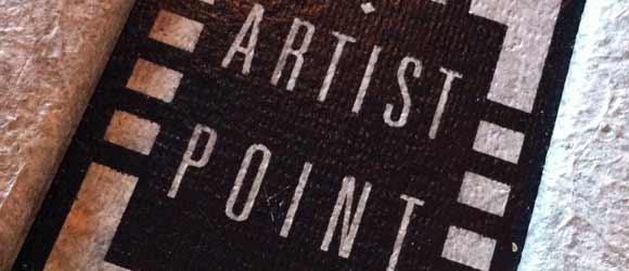 Artist Point Menu