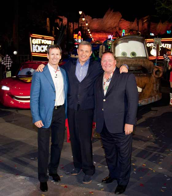 Cars Land Opens at Disneyland Resort in California