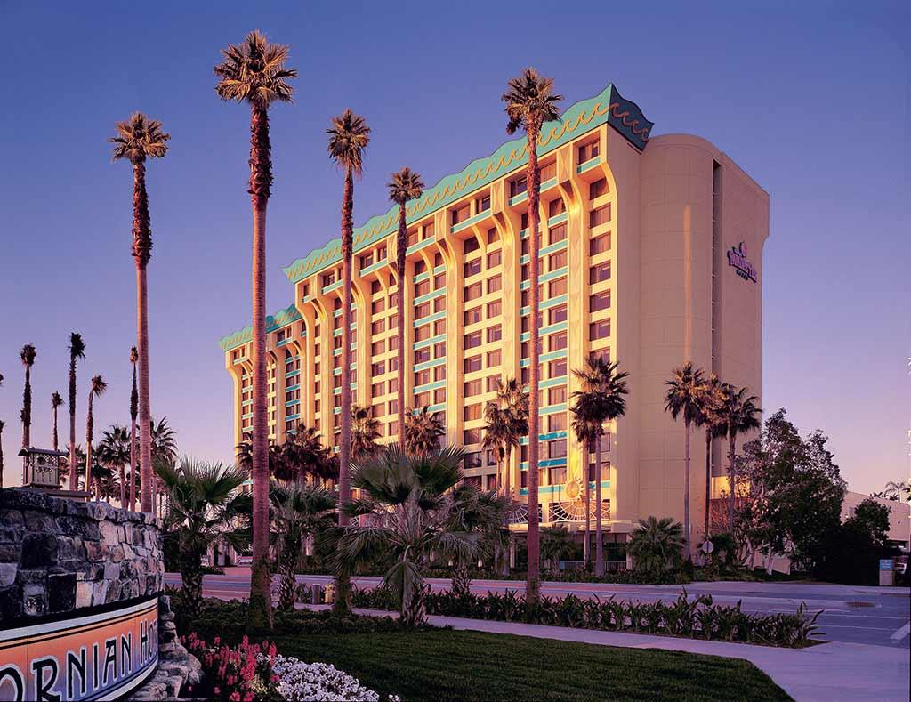 Disneyland Resort's Paradise Pier Hotel