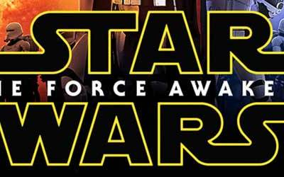 star wars: the force awakens poster art