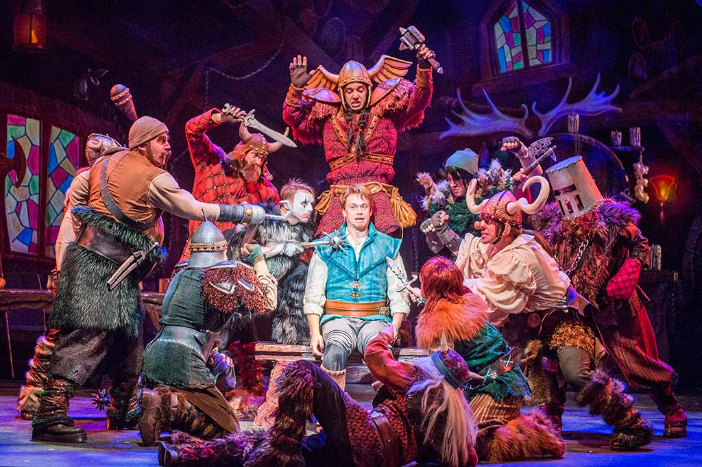 Tangled Musical now onboard the Disney Cruise Line