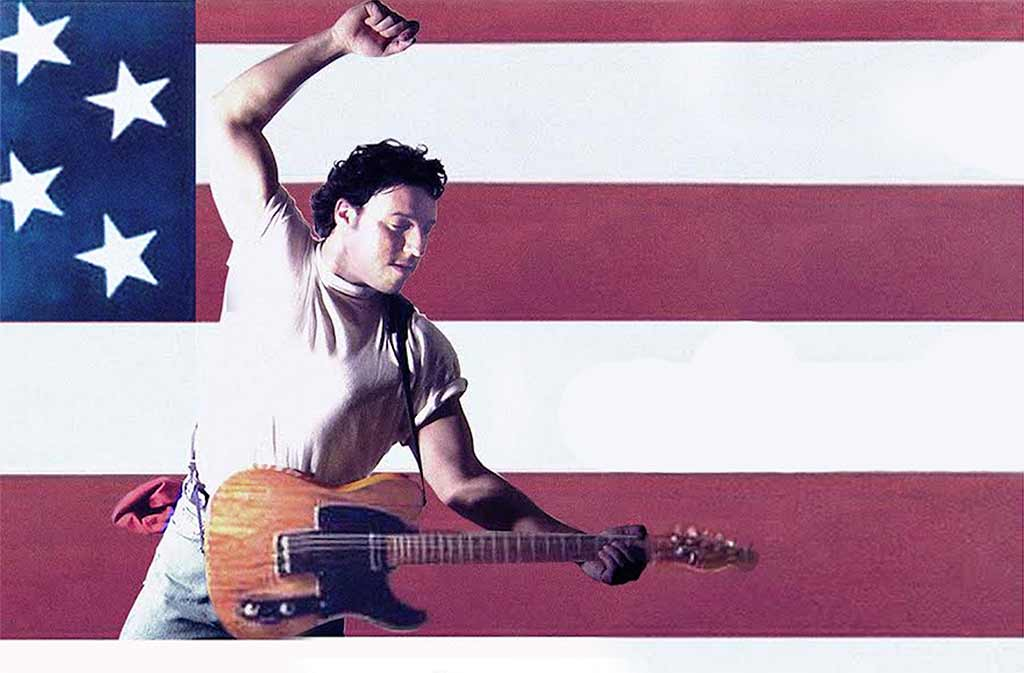 Bruce in the USA Tribute Band