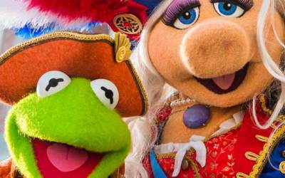 muppets coming to the magic kingdom