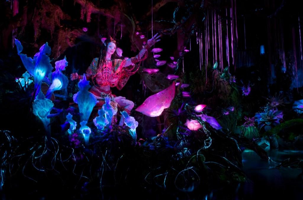 Na'vi River Journey on Pandora