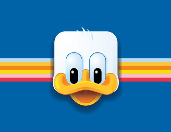donald duck icon