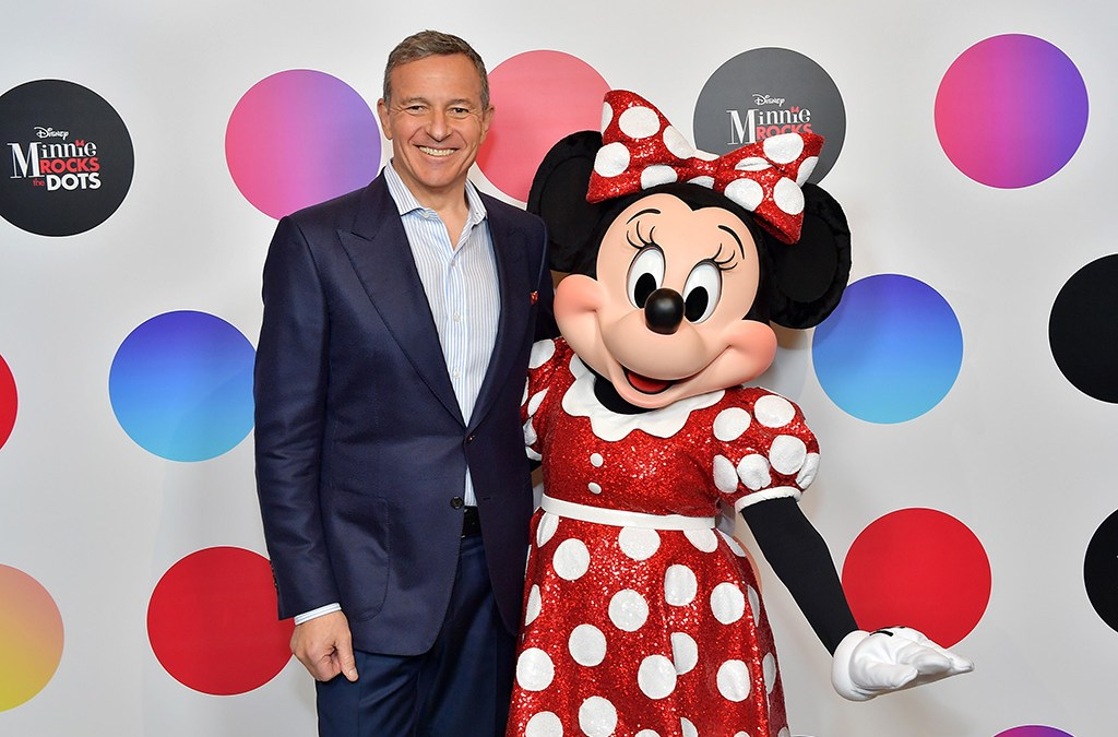 Bob Iger Resigns from Apple's Board