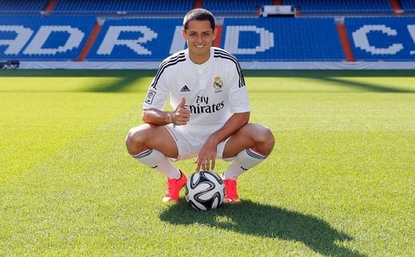 ¿Que aportara el chicharito al Real Madrid