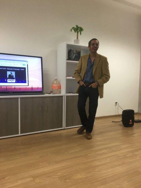 Fer casas hablando de experiencia de usuario