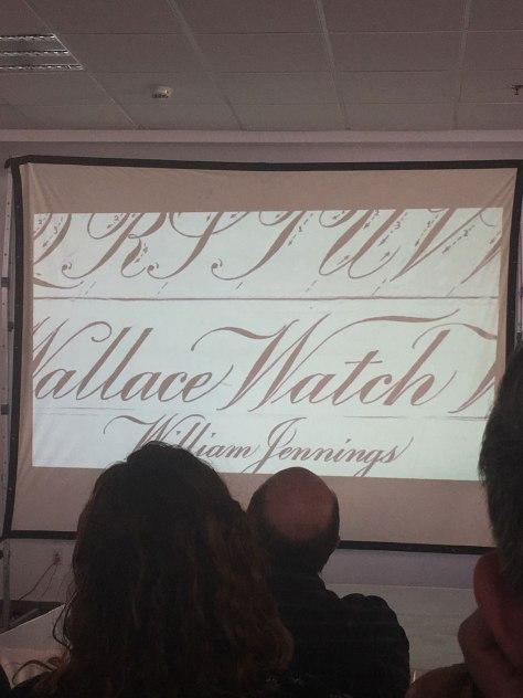 Ejemplo de tipografías hechas a mano