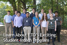Applied Engineering & Technology Directorate (AETD)