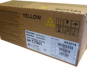 RICOH MPC7501 YELLOW