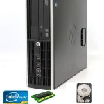 HP Compaq 6200 Pro – SFF – Core i5 2400 3.1 GHz – 4 GB – 250 GB