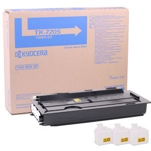 Kyocera TK-7205, Toner Cartridge Black, TASKalfa 3510i