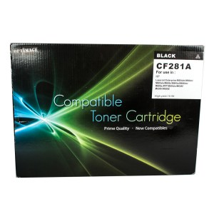 Compatible Toner For HP 81A CF281A M604 M605 M606 M630 10500 pages