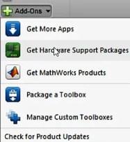 1 0 Installing Arduino support package & Matlab GUI basics