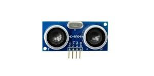 HCSR04 Ultrasonic Sensor