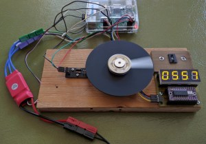 BLDC Motor controller using R-Pi