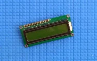 LCD(16X2)