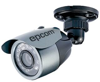 Cámara Tipo Bala para exterior EPCOM para CCTV | eTecnomarket