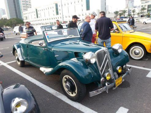 Citroen roadster