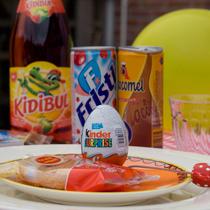 Kinder Champagne Ontbijt
